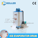 CE Approved Food Refrigeration 3t Flake Ice Machine Drum Available