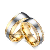 Factory Wholesale Fashion Wedding Ring Engagement Ring Jewelry