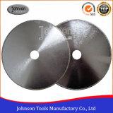 Od200mm Electroplated Diamond Saw Blade for Cutting