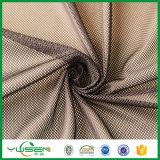 100% Polyester Mesh 2*2 Normal Mesh Fabric