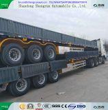 Shengrun 3 Axle Side Wall Flatbed Trailer