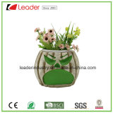 Polyresin Skull Garden Planters Ghost Flowerpot for Halloween Decoration