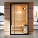 Hemlock Sauba Wood Dry Sauna Steam Room (K9778)