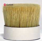 Double Triple Boiled Natural Chungking White Boiled Pig Hair Bristles for Paint Brushes