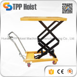 500kg Hand Manual Trolley Hydraulic Double Scissor Lift Table Wholesale