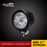 "Waterproof Round 40W 4.7"" CREE LED 4WD Driving Light"