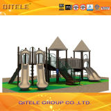 114mm Galvanized Post Large Wholesale Outdoor Playground Equipment