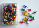 23mm Plastic Push Pins 100pcs Pack (1109)