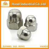 DIN1587 Fastener Stainless Steel Hex Domed Cap Nut