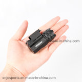 200 Lumens CREE Tactical Gun Flashlight Compact Pistol LED Weapon Handgunlight