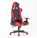 Cheap Comfortable Customer Logo Printed Racing Chair with Lumbar Support