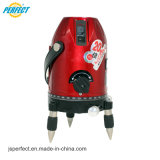 Red Rotary Laser Level Working Range 50m Indoor