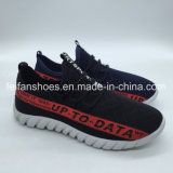 Fashion Sport Shoes Women Injection Casual Shoes for Wholesale (XJY413-4)