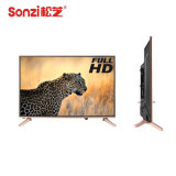50 Inchi Smart LED TV with Toughened Glass Support OEM ODM