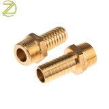 Customized Brass Chrome Pipe Fittings Suppliers Tank Male Hexagon Thread Tube Pipe Connector Pins Brass Water Fittings