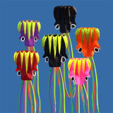 Hot Sale Soft Inflatable Octopus/Animal Kite for Kids