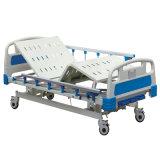 Popular Medical Equipment 3 Function Manual Wholesale Hospital Bed