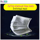 Diposable nonwoven protective 4ply face mask