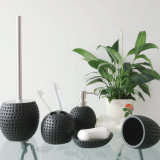Top Selling Home Decoration 5 PCS Polyresin Bathroom Set