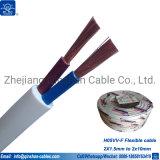 Cheaper Price 0.5mm 0.75mm CCA Wire Flex Flexible Cable for UAE Market