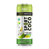 330 Ml Alu Can Sport Coconut Water with Lemon Flavor