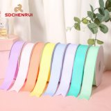 Colorful Grosgrain Ribbon for Gift Bows/Packing/Christmas Holiday Decoration