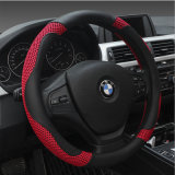 Universal Non-Slip Microfiber Leather 15 Inch Steering Wheel Cover