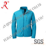 Winter Outdoor Windproof Soft Shell Women′s Jacket (QF-424)