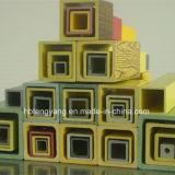 Pultrusion FRP Plastic Fiberglass Stick Profile Price FRP Stick Profile