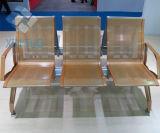 Cheap Beach Chairs with PU Padded Cushion Waiting Room