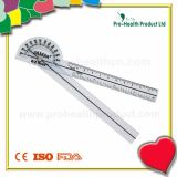 Convenient Use Medical Plastic Goniometer