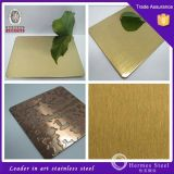 201 304 Color Stainless Steel Sheet High Quality Best Supplier