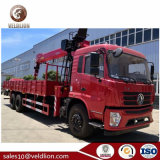 Best Price Truck with Brick Crane, Truck with Loading Crane 10tons