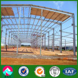 Angola Light Steel Structure Workshop Construction (XGZ-SSB104)