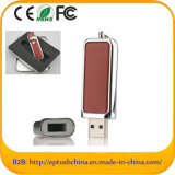 Custom Leather Pen Memory Stick Disk USB Flash Driver