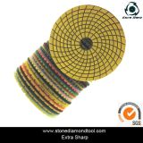 Diamond Wet Stone Polishing Pad & Polishing Abrasive Tool