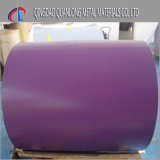 PVDF Color Coated Galvanized Prepainted PPGI Steel Coil