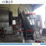 Semi-Continuous Tyre Pyrolysis Machine with Auto Feeders