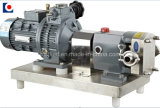 Various Speed Sanitary Stainless Steel Lobe Pump