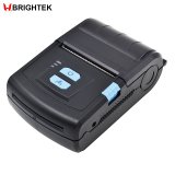58mm Portable Mobile Thermal Receipt Printer with Bluetooth