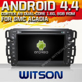 Witson Android 4.4 System Car DVD for Gmc Acadia