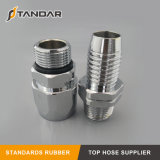 Quick Release Hydraulic Coupling Stainless Steel for Gasoline Hose