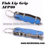 Two Legs Open Aluminum Fishing Lip Grip