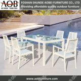 Garden Furniture Commercial Rattan Outdoor Dining Table Chair Garden Furniture Set