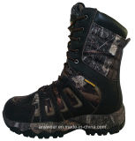Men Leather Sports Outdoor Wordking Mud Boots (815-6785)
