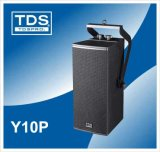 Y10p Dual 8inch Loudspeaker for Indoor and Outdoor Live Performance