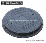 Anti-Theft En124 D400 600mm Composite Manhole Cover