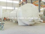 Large-Sized Lox/Lin/Lar/LNG/Lco2/LC2h4/Lh2 Cryogenic Liquid Storage Tank