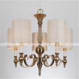 Tranditional Chandelier Lamp with Marble (SL2072-5)