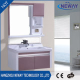 Waterproof Modern Custom PVC Mirrored Bathroom Vanity for Sale